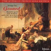 Gounod: Songs / Lott, Murray, Rolfe-Johnson, Johnson