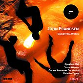 Frandsen: Orchestral Works / Eggen, Mai-Mai, Winslov, et al
