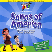 Cedarmont Kids: Songs of America