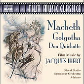 Film Music Classics - Ibert: Macbeth, etc / Adriano