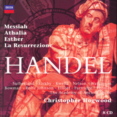 Collectors Edition - Handel: Oratorios / Hogwood, et al
