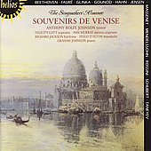 Souvenirs de Venise / Songmakers' Almanac