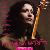 Bach, Dowland, Mudarra, Rodrigo, et al / Filomena Moretti