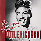Little Richard: The Formative Years 1951-53