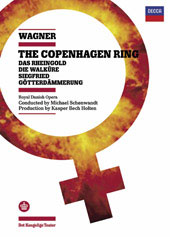 The Copenhagen Ring / Wagner / Schenwandt/Royal Danish Opera [7 DVD]