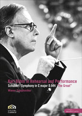 Karl Bohm in Rehearsal & Performance / Schubert [DVD]