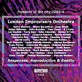 London Improvisers Orchestra: Responses, Reproduction & Reality