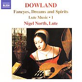 Dowland: Lute Music Vol 1 / Nigel North