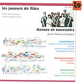 Les joueurs de flute - Debussy, et al / Berteschi, Burli
