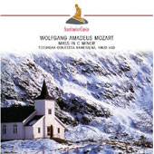 Mozart: Mass in C Minor / Knud Vad, Torunska Orchestra