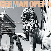 German Opera Masterworks - Bethoven: Fidelio, etc