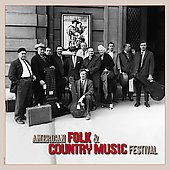 Various Artists: American Folk and Country Music Festival [Box]