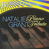 The Piano Tribute Players: Natalie Grant Piano Tribute