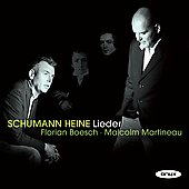 Schumann: Heine Lieder / Boesch, Martineau