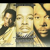 Luther Vandross: Triple Feature [Digipak]
