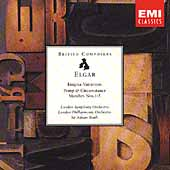 British Composers - Elgar: Enigma Variations, etc