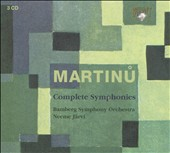 Martinu: Complete Symphonies