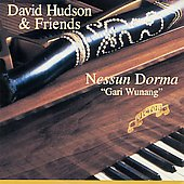 David Hudson (Tenor Vocal): Nessun Dorma 'Gari Wunang'