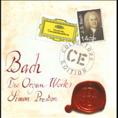 J.S. Bach: The Organ Works / Simon Preston