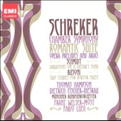 20th Century Classics: Schreker - Chamber Symphony