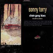 Sonny Terry: Chain Gang Blues