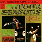 Vivaldi: Four Seasons / Oliveira, Schwarz, Los Angeles CO