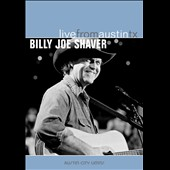 Billy Joe Shaver: Live from Austin TX [DVD]