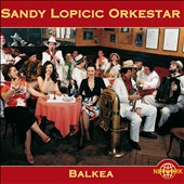 Sandy Lopicic: Balkea