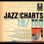Various Artists: Jazz in the Charts 1934, Vol. 3 [Digipak]