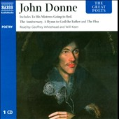 Various Artists: The Great Poets: John Donne