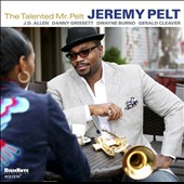 Jeremy Pelt: The Talented Mr. Pelt