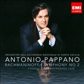 Rachmaninoff: Symphony No. 2; Lyadov / Pappano