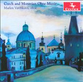 Czech and Moravian Oboe Music