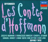 Offenbach: The Tales of Hoffmann / Norman Araiza, Jessye Norman, Cheryl Studer