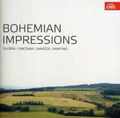 Bohemian Impressions / Dvorak, Smetana, Janacek, Martinu