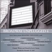 Original Soundtrack: Broadway Unplugged 4