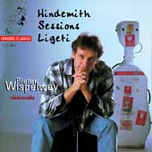 Hindemith, Sessions, Ligeti / Pieter Wispelwey
