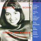 American Flute Works - Muczynski, et al / Laurel Ann Maurer