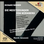 Wagner: Die Meistersinger von Nurnberg / Dohmen, Henschel, Haller