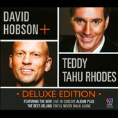 David Hobson + Teddy Tahu Rhodes: Deluxe Edition