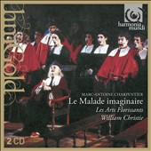 Charpentier: Le Malade Imaginaire, music and dances / William Christie, Les Arts Florissants