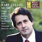 Rare Cello Music / Simca Heled