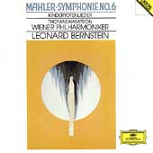 Mahler: Symphonie no 6, Kindertotenlieder / Bernstein