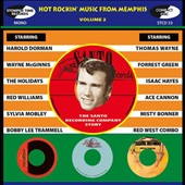 Various Artists: Hot Rockin Music From Memphis, Vol. 2