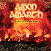 Amon Amarth: Wrath of the Norsemen [DVD] [6/2]