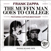 Frank Zappa: The Muffin Man Goes to College