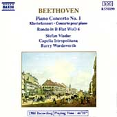 Beethoven: Piano Concerto no 1, Rondo / Vladar, Wordsworth