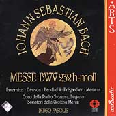 Bach: Mass in B minor / Diego Fasolis, et al