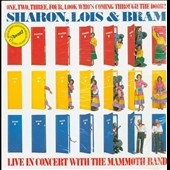 Sharon, Lois & Bram: One, Two, Three, Four, Live!