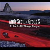 Group S/Andy Scott: Ruby & All Things Purple